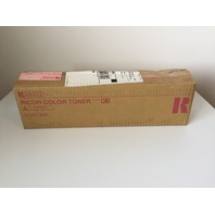 LOT OF 4 NEW Genuine RICOH Type K1 Magenta Color Toner