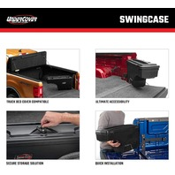 Undercover Swingcase Truck Bed Storage Box
