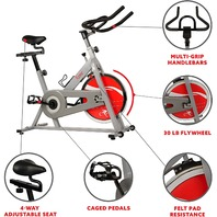 Sunny Distributor SF-B1001S Sunny Indoor Cycling Bike - Silver
