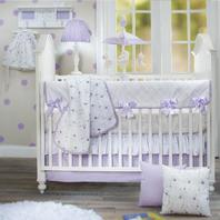 Glenna Jean Cottage Collection Sweet Pea 4 Piece Set