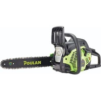 "Poulan Pl3314, 14 In. 33cc 2-cycle Gas Chainsaw (14"")"