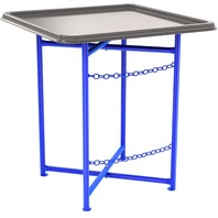 MORTAR BOARD STAND - DOUBLE CHAIN