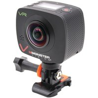 Monster Vision Virtual Reality Camera - Dual Lenses [CAMVR-0360-A]