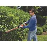 """BLACK DECKER 40V Lithium-Ion 24"""" Cordless Hedge Trimmer, Tool only"""