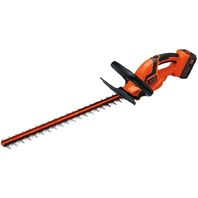 "BLACK DECKER 40V Lithium-Ion 24"" Cordless Hedge Trimmer, Tool only"