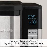 Hamilton Beach Programmable Easy-Access Plus Coffee Maker 46381