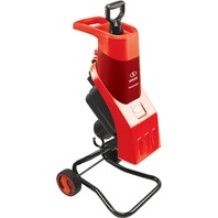 Sun Joe CJ602E-RED Electric Wood Chipper, 17:1 Reduction  - 15 Amp, Red
