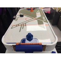 Rally And Roar Tabletop Air Hockey Table - DAMAGED CORNER