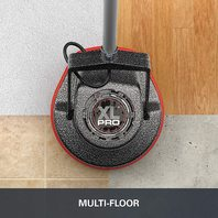 Oreck Commercial 550MC Orbiter Floor Machine, 13-Inch Cleaning Path, 50 Ft Cord