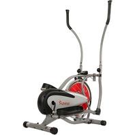 Sunny Health & Fitness Sf-E1405 Flywheel Elliptical Trainer, Gray (READ)