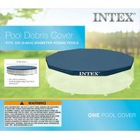 Intex 12' Round Pool Debris Cover with Drain Holes