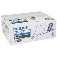 Philips 65-Watt Incandescent BR30 Flood Light Bulb Soft White (2700K) (12-Pack)
