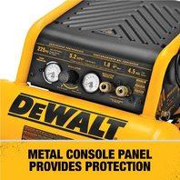 DEWALT 1.6-HP 4.5-Gallon 200-PSI Electric Air Compressor