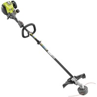 RYOBI 4-Cycle 30cc Attachment Capable Straight Shaft Gas Trimmer
