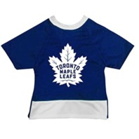 Toronto Maple Leaf Tiny Dog Jersey