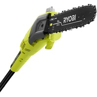 RYOBI 10 in. 40-Volt Lithium-Ion Cordless Battery Pole Saw 2.0 Ah Battery Incl.