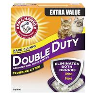 Arm & Hammer Double Duty Advanced Odour Control Clumping Cat Litter - 12.7 KG