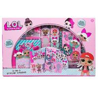 L.o.l. Surprise 3-in1 Stylin Studio Child Girl Kids Toy Multicolor Kit