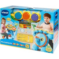 VTech Zoo Jamz Stompin' Fun Drums™ - French