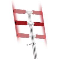 Razor A2 Kick Scooter (Red)