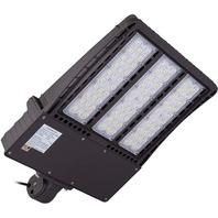 1000LED Shoebox Pole Light, 300w, Street Parking Lot Light, Shoebox Area Light