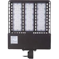 1000LED Shoebox Pole Light, 300w, Street Parking Lot Light, Shoebox Area Light