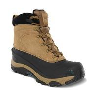 The North Face Men's Chilkat Iii Insulated Boot, British Khaki/Tnf Black, 12 D
