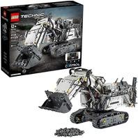 Lego Technic Liebherr R 9800 Excavator 42100 Building Kit (4,108 Piece)