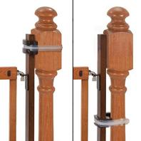 Summer Infant Banister To Banister Universal Gate Installation Kit