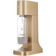 IBAMA Sparkling Water Maker Soda Drink Carbonated Water Machine - Carbonator Not Included)