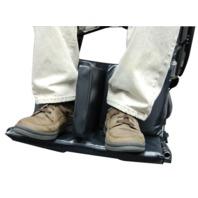 "WIC Footrest extender w/leg 1.5"" separator"