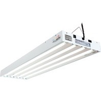 Agrobrite T5, Flt44, 216w 4 Foot, 4-Tube Fixture With Lamps