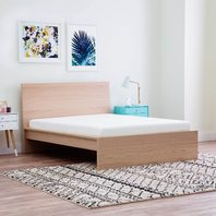 Linenspa 5 Inch Gel Memory Foam Mattress -  Firm Support - Twin