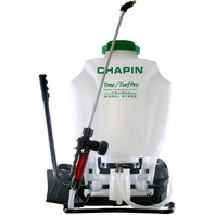 Chapin 61900 4-Gallon Tree And Turf Pro  Backpack Sprayer Stainless Steel Wand