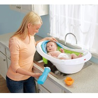 Fisher-Price 4-In-1 Sling 'N Seat Tub