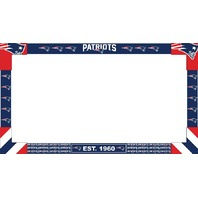 Imperial Officially Licensed Nfl Merchandise: Big Game Monitor Frame, New England Patriots