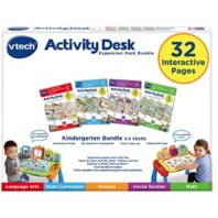 VTech Touch and Learn Activity Desk  Expansion Pack II for Age 3-5,