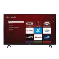 "TCL 40"" Class Fhd (1080p) Roku Smart Led Tv (40s321-Ca)"