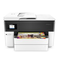 HP - OfficeJet Pro 7740 Wireless All-In-One Inkjet Printer - White