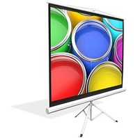 "Vivo 100"" Projector Screen, 100 Inch Diagonal 16:9 Projection Home Theater"