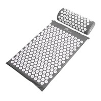 Prosource Acupressure Mat  Back/Neck Pain Relief / Muscle Relaxation