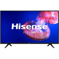 "Hisense 43"" Class Fhd (1080p) Roku Smart Led TV (43h4g)"