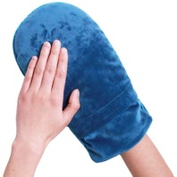 Microwavable Therapy Mittens With Flaxseed