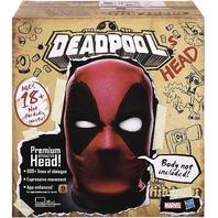 Marvel Legends Deadpool Head Premium Interactive, Moving, Talking