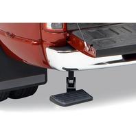 Amp Research 75306-01a Bedstep Retractable Bumper Step, Black