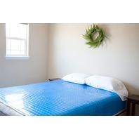 Twin Cooling Gel Mattress Topper - Bed Cooling Mattress Pad