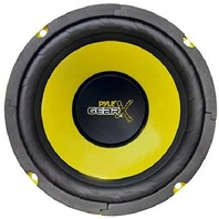 "Pyle PLG64 6.5"" 300 Watt Car Mid Bass/Midrange Subwoofer Sub Power Speaker"