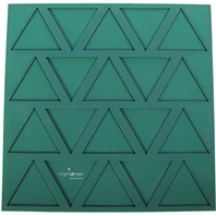 Dehydrator Triangle Mold Silicone Sheet for Excalibur Dehydrator