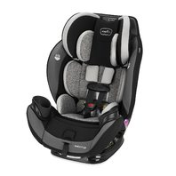 Evenflo Everystage Dlx All-In-One Rear-Facing Car Seat,Canyons Gray