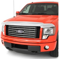 Auto Ventshade 680941 Chrome Hood Shield for 2015-2018 Ford F-150